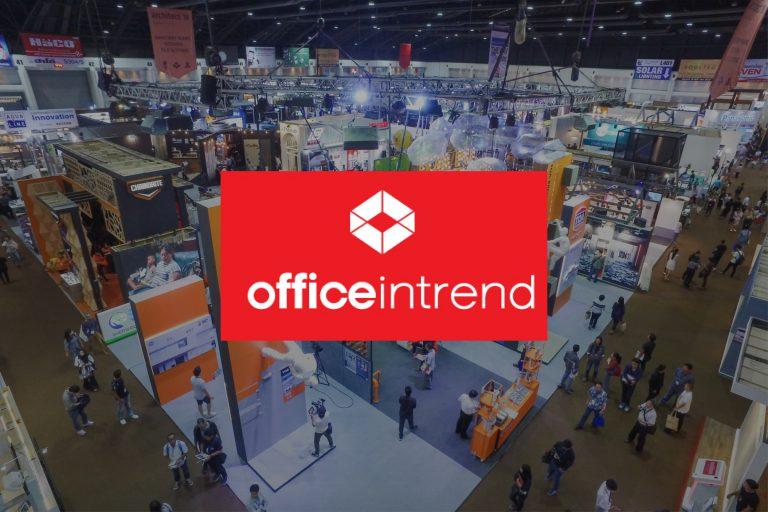 Officeintrend ชูนวัตกรรมออฟฟิศเฟอร์นิเจอร์ระดับสากล พร้อมอวดโฉมในงานสถาปนิก'65
