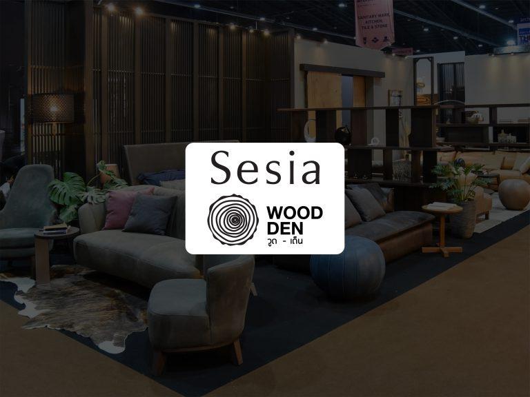 SESIA เปิดพื้นที่โชว์เฟอร์นิเจอร์ไทย ดีไซน์ระดับโลก ในงานสถาปนิก'65