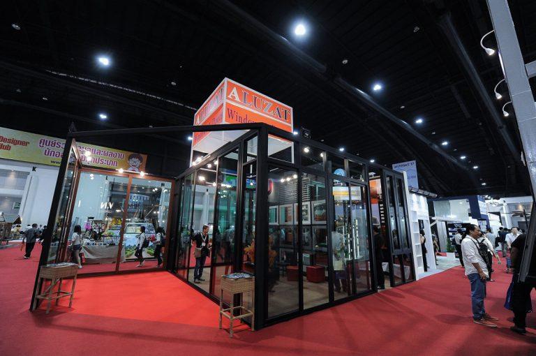 ALUZAT แบรนด์คุณภาพยูโรโปรไฟล์ เตรียมเผยนวัตกรรมประตูหน้าต่าง มาไว้ในงานสถาปนิก'65 ปีหน้า