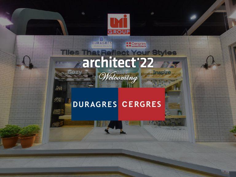 งานสถาปนิก'65 ขอต้อนรับ บริษัท สหโมเสคอุตสาหกรรม จำกัด (มหาชน) เข้าร่วมงานอย่างเป็นทางการ