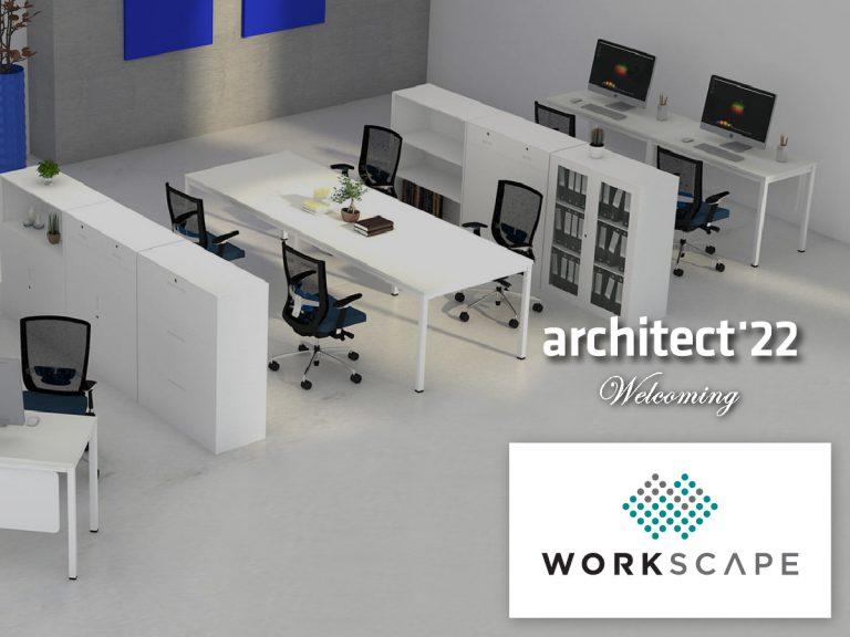 งานสถาปนิก'65 ขอต้อนรับบริษัท เวิร์คสเคพ จำกัด ที่เข้าร่วมงานอย่างเป็นทางการ