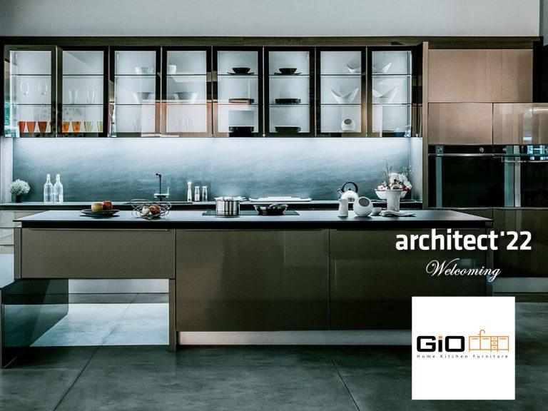 จีโอโฮมคิทเช่น เตรียมยกนวัตกรรมอุปกรณ์เครื่องครัวครบวงจร โชว์ในงานสถาปนิก'65