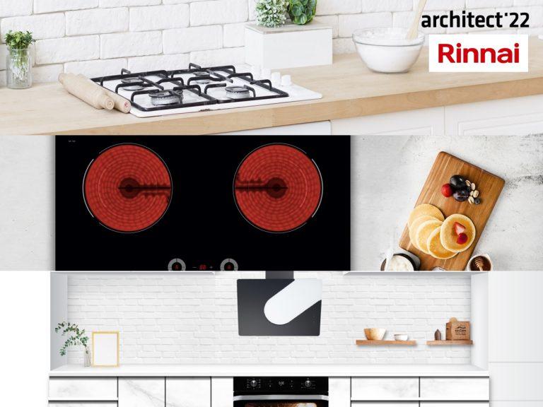 ลัคกี้ เฟลม คอนเฟิร์ม! พร้อมยกนวัตกรรมชุดครัวรุ่นล่าสุด จัดแสดงในงานสถาปนิก'65