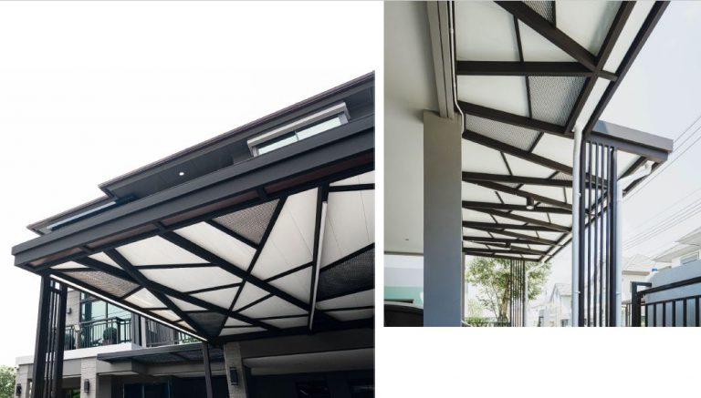 เจาะลึก VG iR-uPVC Roof Sheet & Rain Gutter เหนือระดับกว่าไวนิลทั่วไป เอกสิทธิ์เฉพาะของ VG ในงานสถาปนิก'65